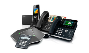 Yealink VoIP phones - CommsPlus Distribution